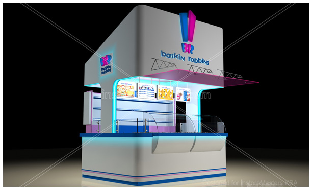 Designer Senthil Retail Marketing Kiosk Design Gallery